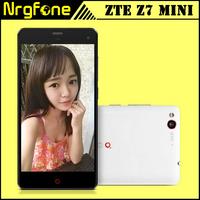 "5.0"" Original Newest ZTE Nubia Z7 Mini 4G LTD phone 2G RAM+16G ROM Ultra Slim Quad Core 1920x1080 Android 4.4 13MP Camera 3G/2G"