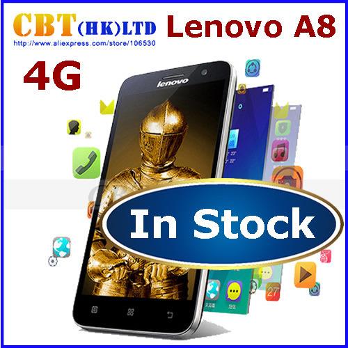 "Original lenovo a8 4g fdd wcdma td-lte mtk6592 android 4.4 Octa Kern handy 1,7 GHz 5.0"" ips bildschirm 13.0mp 2gb ram 16g rom"