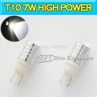 Best Quality T10 W5W Cree LED Q5 High Power 7W Led Lights Wedge Light 168 194 501