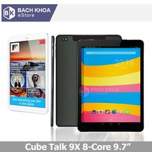 Cube Talk 9X 3G Tablet PC U65GT Octa Core 9.7 inch Retina OGS Screen 2048*1536 Talk9x GPS Ultra Slim 2GB Ram 16GB 32GB 10000MAH(China (Mainland))