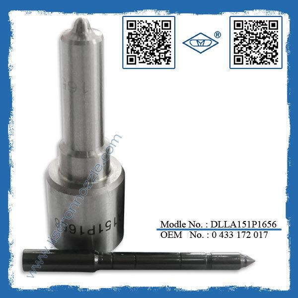 car engine parts type of nozzle 0433172017 , Liseron ERIKC diesel common rail nozzle DLLA 151 P1656(China (Mainland))