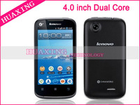 Free Gifts Original Lenovo A218T 3.5 inch Android 2.3 Dual Sim WIFI Cell Phone 2MP CAM Google Play Russian