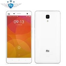 "New Arrival Xiaomi Mi4 M4 Mi 4 Snapdragon 801 Quad Core 5"" Gorilla Glass Cell Phones 3GB 16GB 64GB 13MP Play Store GPS WCDMA(China (Mainland))"
