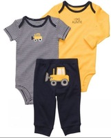 Carters Baby Boys clothes ,Baby Girls clothes ,Carters Baby Clothing Set, freeshipping