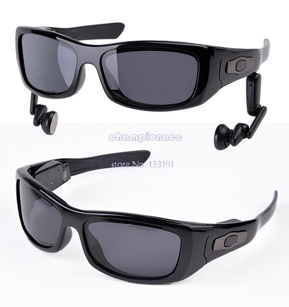 Fashion Bluetooth Headset Sunglasses for Mobile Cell phone Wireless Earphone Headphone Sun Glasses B003 SV005218(China (Mainland))
