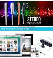 HM-7000 Stereo Bluetooth 4.0 Headset Earphone Mic Handsfree Voice Control Noise Reductiont Wireless Stereo Headset b14 SV005936