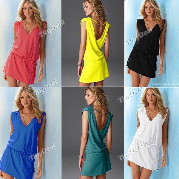 Brazil Summer Vestidos Cover Up Beach Dress Casual Sexy Bikini Dress Plus Size Cotton Holiday dress Onepiece Women Dress(China (Mainland))