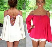 blusas femininas 2014 tops women Blouses blusas women clothing shirt women Solid Color camisas femininas  Blouses & Shirts