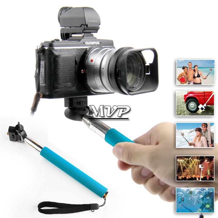 Monopod Extendable Hand Held Camera DV Camcorder Video Holder Self Photo Travel Selfie Stick 36(China (Mainland))