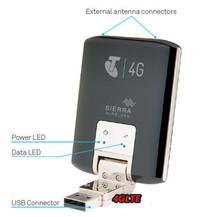 Großhandel entriegelt drahtloses modem sierra aircard 320u 4G LTE 1800/2600mhz 100 Mbps modem usb dongle netzwerk modem pk 330u 312u(China (Mainland))