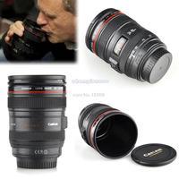 Unique Style Caniam SLR Camera Lens Mug Cup 24-105mm 1:1 Scale Plastic Coffee Tea Cup MUG 400ML Cups and Mugs B2 OS000120
