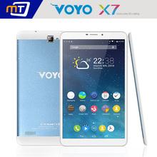 New Original VOYO X7 3G Tablet PC MTK8392 Octa Core 8″  IPS Screen 2G/16G Dual Camera 2.0MP/8.0MP 3G WCDMA Phone Call WIFI GPS