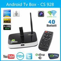 Vsmart CS928 5MP Camera  Android 4.4 RK3288 Cortex-A17 Quad core 2GB 16GB Tv box Support 4Kx2K,Full HD1080P DLNA  WiFi Bluetooth