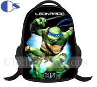 Newest Fashion Outdoor Backpack for Kids Cartoon Teenage Mutant Ninja Turtle Boys Schoolbag Children School Bag Kids Backpack