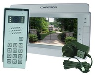 Color Video Intercom System with keypad gate station CPT-KIT-A6