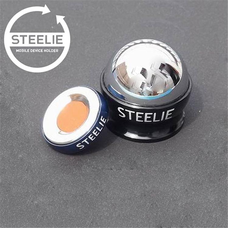Steelie Car Kit Magnetic 360 Degrees Magnet Mobile Phone Holder Steelie Magnetic Car Dashboard Phone Mount Car Phone Holder(China (Mainland))