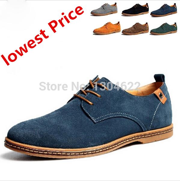 15acb6675 Большой-размер-38-48-мода-мужчины-сапоги-весна-и-осень-мужская -кожаная-квартиры-сапоги-низкие-кроссовки-для-мужчин-оксфорд-обувь.