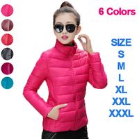 New 2014 Wholesale Cheap Winter Coat Down Jacket Women Clothing Winter Overcoat Women Jacket Parkas XXXL Plus Size