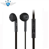 BYZ S366 in-ear earphone for iPhone for Samsung mobile phone 3.5mm interface Black White color