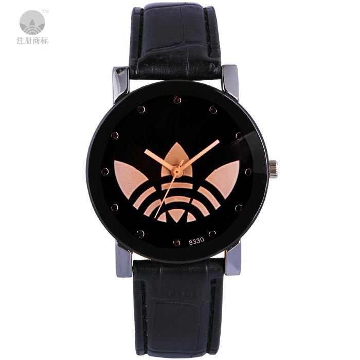 2014 Best Seller Luxury Brand Watch Fashion and Casual Style Cheap Price Men and Women Sport Watches 2 colors Top Brand(China (Mainland))