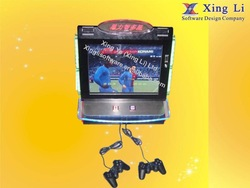 Mini Game Machine, video game machine, 65 in 1 gameboard+ wireless gamepad(China (Mainland))
