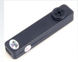 Button Camera Hidden pinhole camera Mini DV DVR Recorder 4GB china post freeshipping(China (Mainland))