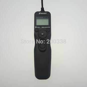 LCD MC-DC2 Timer Shutter Release MC-DC2 for Nikon D90 D3100 D5000 D5100 D7000
