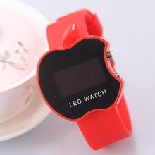 LED Display Digital Sport Watches For Men Women Girls Kids Cartoon Fashion Famous Brand Casual Dress