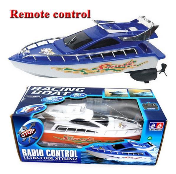 купить игрушечную лодку на пульте управления