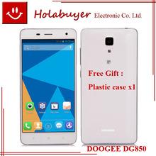 Original Doogee Hitman DG850 MTK6582 Quad Core 1GB+16GB 5 Inch IPS 1280X720p Screen 13MP Camera Android4.4 GPS WCDMA Smartphone(China (Mainland))
