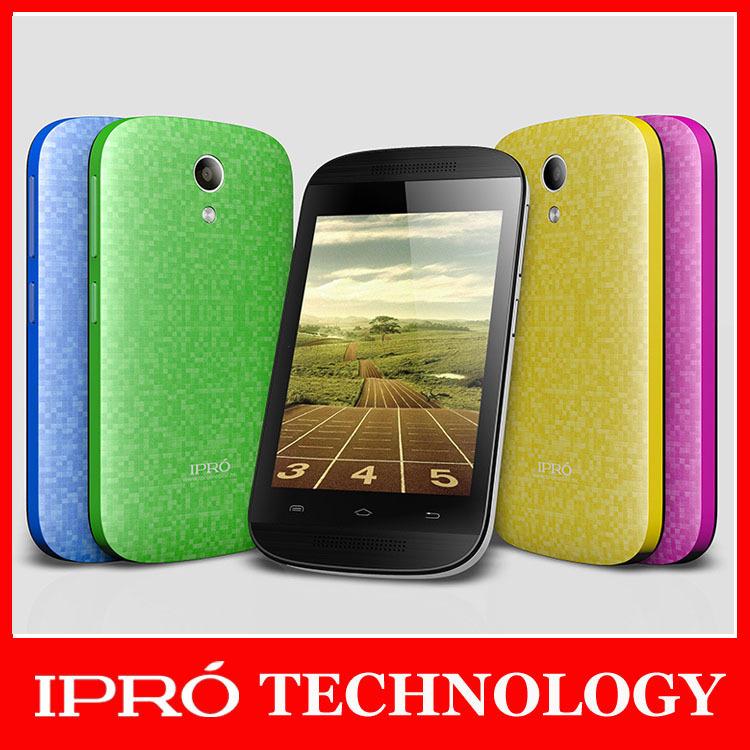 2015 Fashion Original Smartphone celular Android 4.4 Mobile phone Dual Core WCDMA 3.5 Inch LCD Screen Cell Phone 256RAM Dual SIM(China (Mainland))