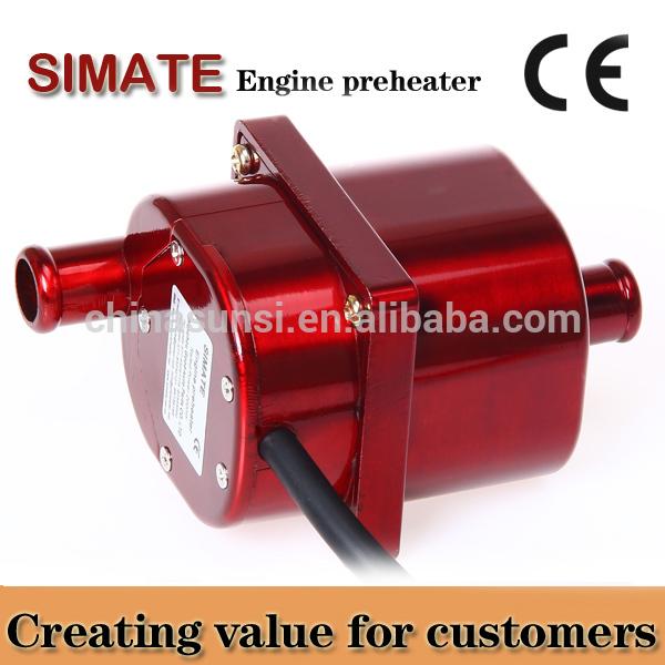 Automatique liquide de refroidissement radiateur chauffage rapide sécurité facile à utiliser avec la tension de pompe 220 V puissance 2000 W chauffe - moteur moteur préchauffage(China (Mainland))