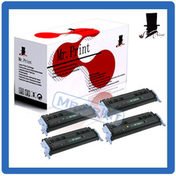 Free Shipping CC530A CC531A CC532A CC533A Color laser Toner Cartridge For HP Color LaserJet CP2020 series CP2024 CP2025(China (Mainland))