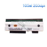 Free shipping 100% new  Compatible high quality  G324321M Printer heads Zebra 203dpi 105SL Printhead