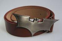 Brand New Superhero Batman Belt Buckle With Belt Great Gift H01Z Free Shipping