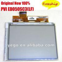 "Original New 100% ED050SC3 (LF)  PVI 5"" Display For E-book Reader, Free Shipping"