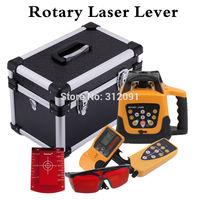 Automtic electronic Self-leveling Rotary/ Rotating Laser Level 500m range Red Beam