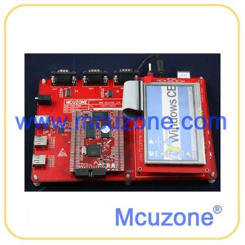ARM9 ATMEL AT91SAM9261 Development Board, VC9261-EK 4.3LCD 480*272,USB, UART(China (Mainland))