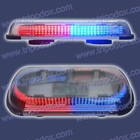 "18"" High-power LED Mini Bar red/blue/amber/white LED-2330L"