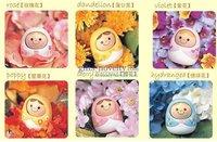 wholesale 50 Pcs/lot Novelty Unazukin Russian Style Voice controled Nodding baby Doll, Unazukin toy