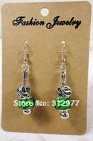 Free Shipping Wholesale 12Pairs/Lots Fashion Jewelry Charm Eardrop Earring Hot