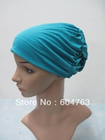 JSC005 new style fashion ISLAMIC CAP muslim hijab free shipping