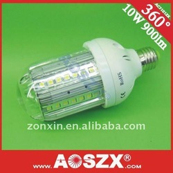 Newest original! 1100LM 10W 12V 24V SMD LED corn Light bulb E27 E40 LED Bulbs garden lamp led corn cob light 48hs test(China (Mainland))