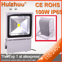[Huizhuo Lighting]Free Shipping 3 pcs/lot High power 100W Outdoor LED Floodlight