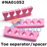 Freeshipping-Soft Form Toe Separator/Finger Spacer For Manicure Pedicure Nail Tool Wholesales SKU:F0074XXX