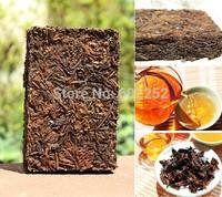 made in 1980 more than 30 years old Pu er Pu'erh tea yunnan Puer tea  China brick puerh  puer tea pu er