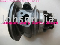Cartridge Chra of CT20/17201-54060 turbocharger for TOYOTA HILUX/HIACE/LAND CRUSIER 2.4L/Engine:2L-T