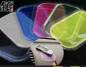 Sticky pad, auto mobile GPS pad, PDA mat, cell phone mat 10pcs/lot