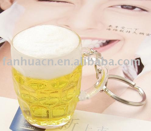 New style promotional lovely beer charm and free shipping(China (Mainland))