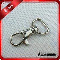 lanyard metal carabiner hook /badge holder hook  free shipping via DHL,MOQ 100pcs,fast delivery